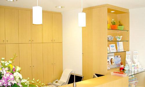 院内環境と設備